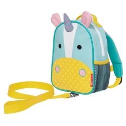 Żyrafa do ciągnięcia sensoryczna różowa Rubbabu