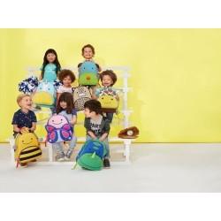 Samolot sensoryczny pomarańczowy Rubbabu