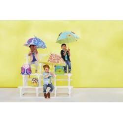 Autobus sensoryczny fioletowy Rubbabu
