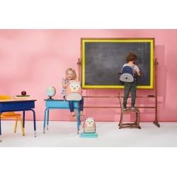 Samochód sensoryczny różowy mikro Rubbabu
