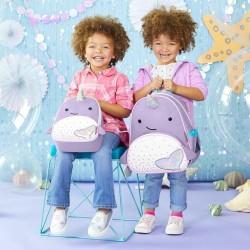 Autobus sensoryczny pomarańczowy mikro Rubbabu