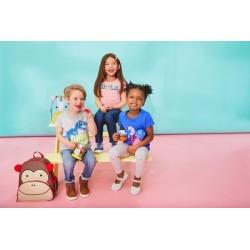 Kot pojazd sensoryczny fioletowy mikro Rubbabu