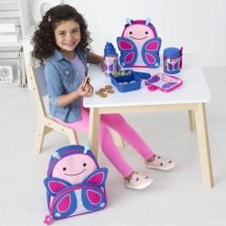 Pies pojazd sensoryczny czerwony mikro Rubbabu