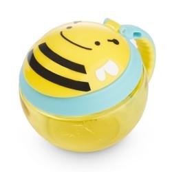 Piłka guziki sensoryczna zielona Rubbabu