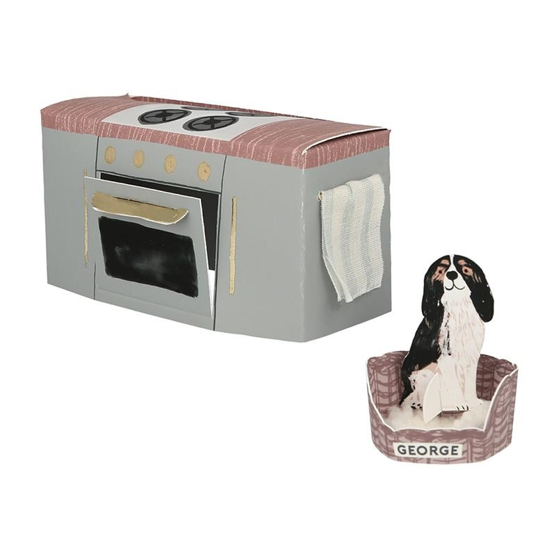 "Beaba ""Bouncer Up&Down II"" Leżaczek grey/blue"