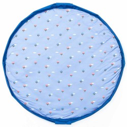 Brokat do paznokci Snails Purple Red Glitter