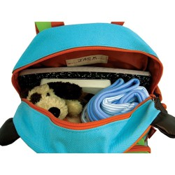 Torba Highline Backpack- Oyster Stripe Skip Hop