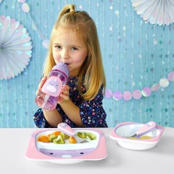 Lassig Casual Label Torba do Wózka Reflective Star slate