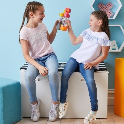 Zestaw 4 piłek sensorycznych OddBalls B. Toys