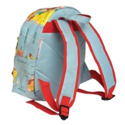 BRUSH-BABY FlossBrush szczoteczka manualna dla dzieci wieku od 3 do 6 lat zielony