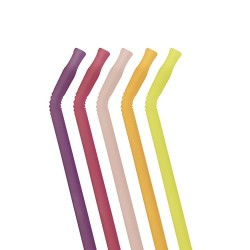 Dwustronne łyżeczki Blue/Green Boon