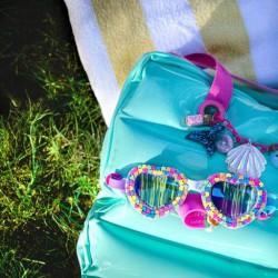Tablica edukacyjna zamki i zabezpieczenia farma Melissa & Doug