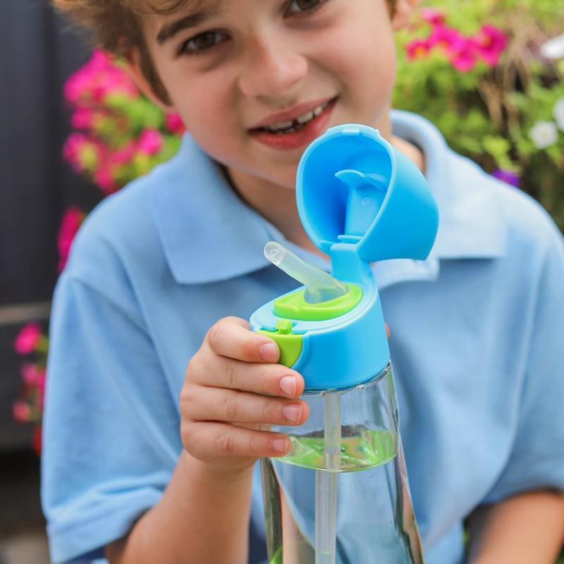 Drewniana ciężarówka z naczepą i autkami Melissa & Doug