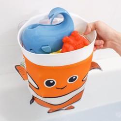 Klocki jeżyki w pudełku 112 elementów Basic Builder Box Bristle Blocks