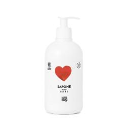 Scrunch-bucket Zwijane wiaderko silikonowe, Granatowe Funkit World