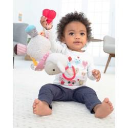 Stalowy bidon Pszczoła Zoo Skip Hop